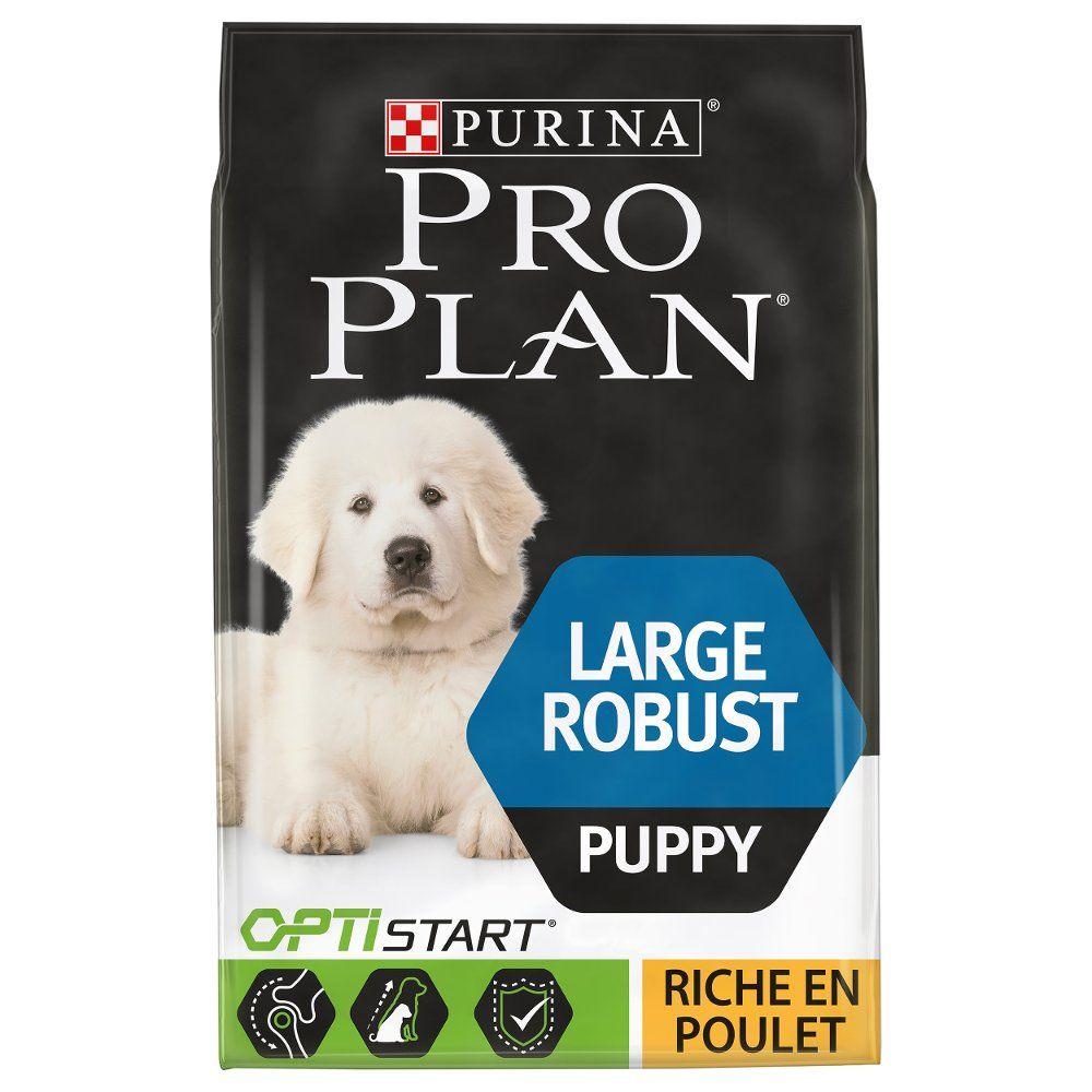 2x12kg Large Robust Puppy poulet Pro Plan