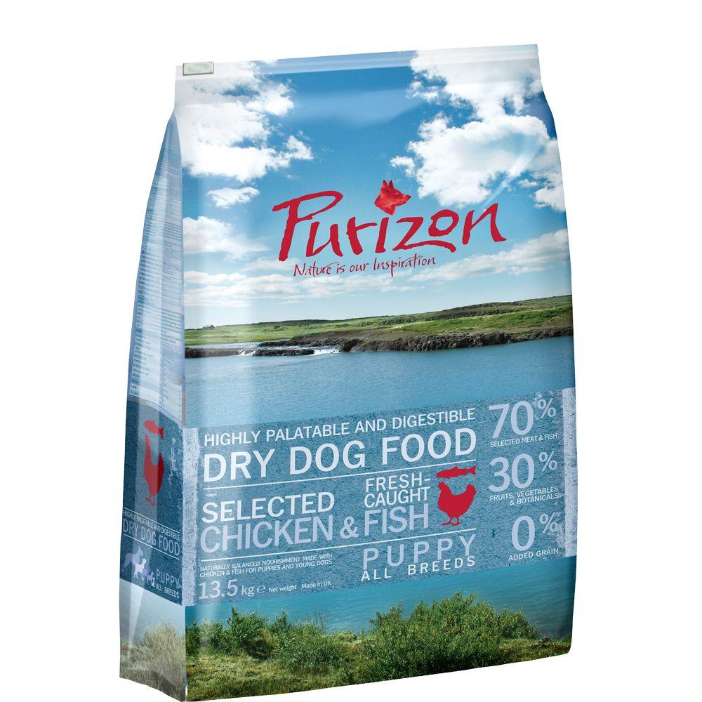 Purizon Puppy - Ekonomipack: 2 x 12 kg