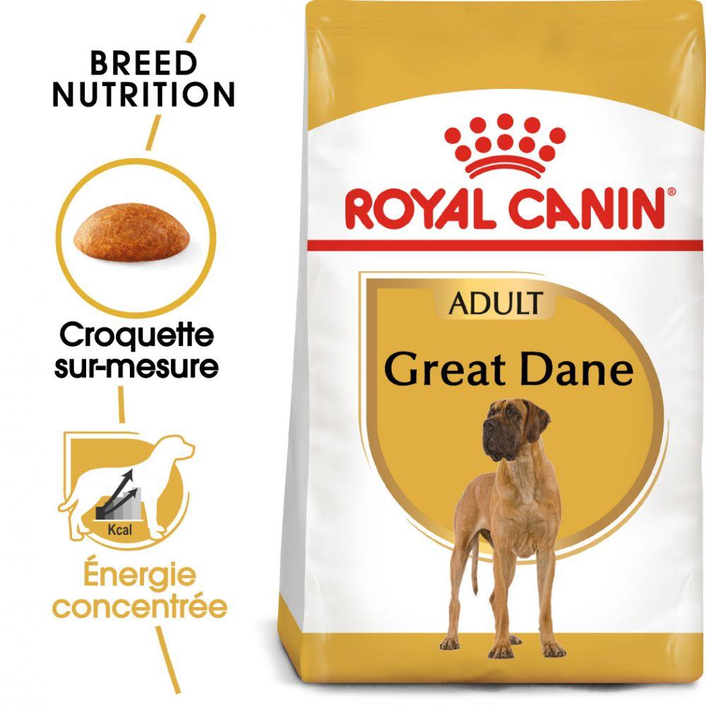 2x12kg Dogue Allemand Adult Royal Canin - Croquettes pour chien