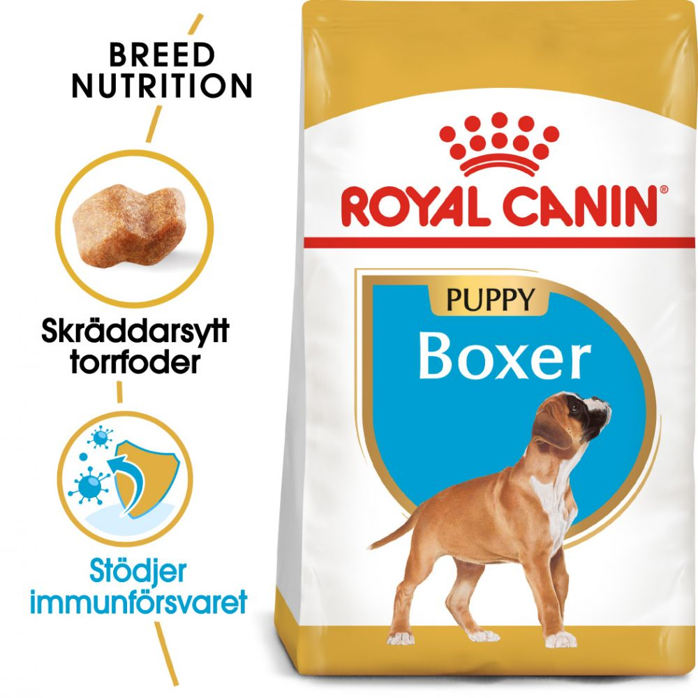 Royal Canin Boxer Puppy Ekonomipack: 2 x 12 kg