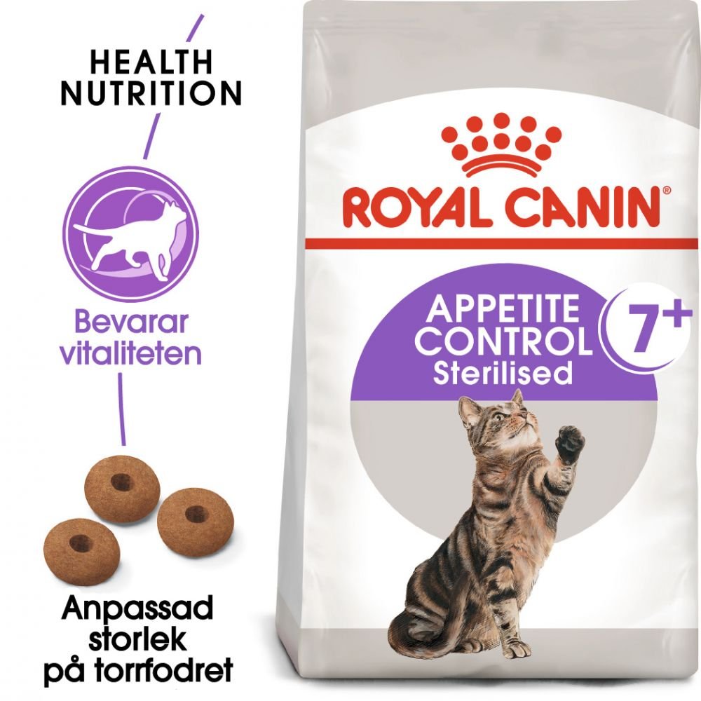 Royal Canin Appetite Control Sterilised 7+ - 400 g