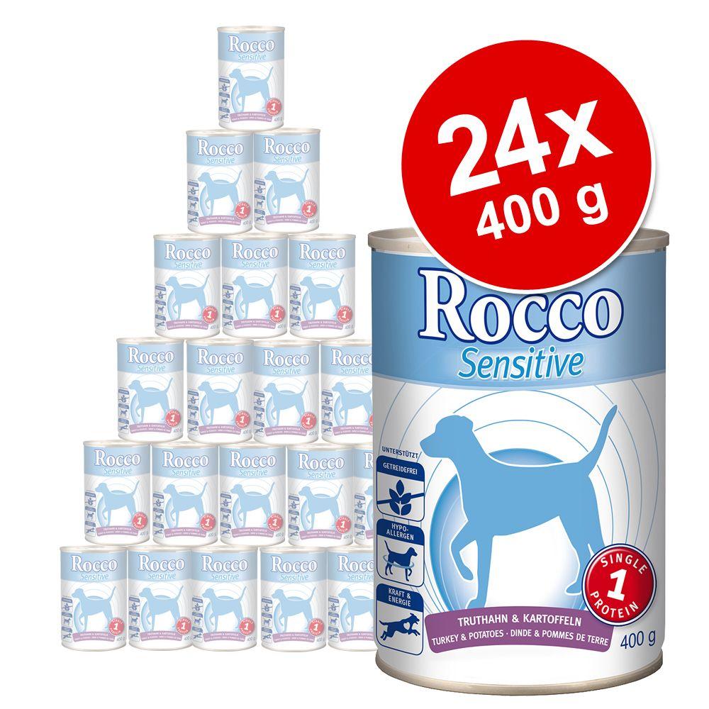 Megapakiet Rocco Sensitiv