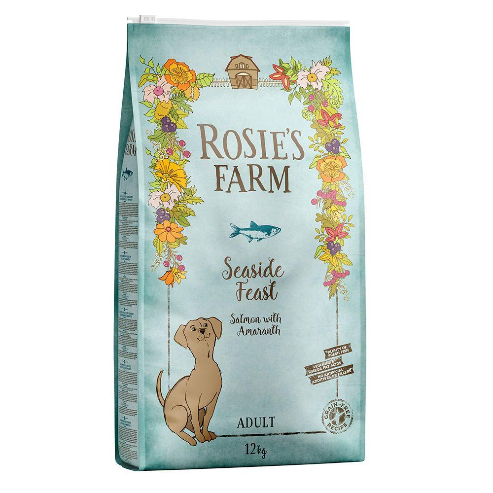 Rosie's Farm - Salmon with Sweet Potato & Amaranth - 12 kg