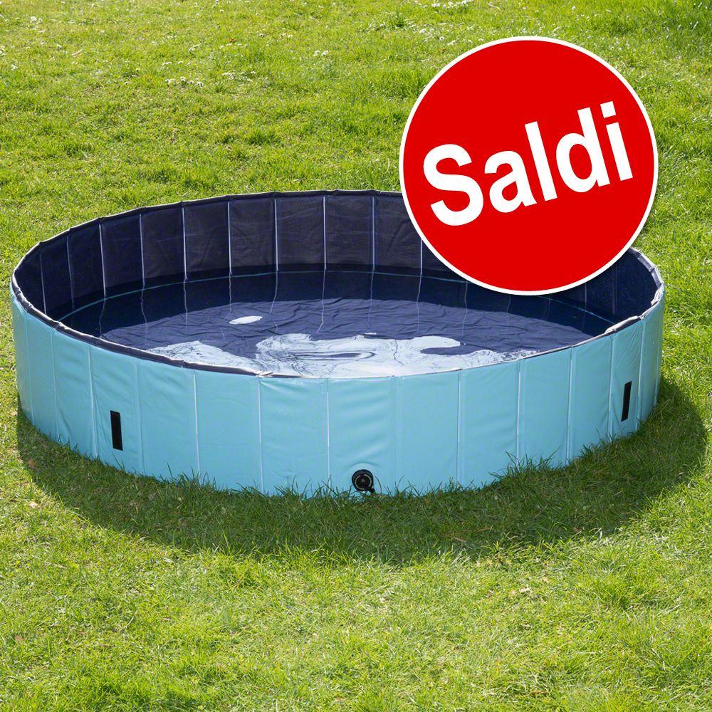 Image of Dog Pool, piscina per cani - Ø 120 + copertura