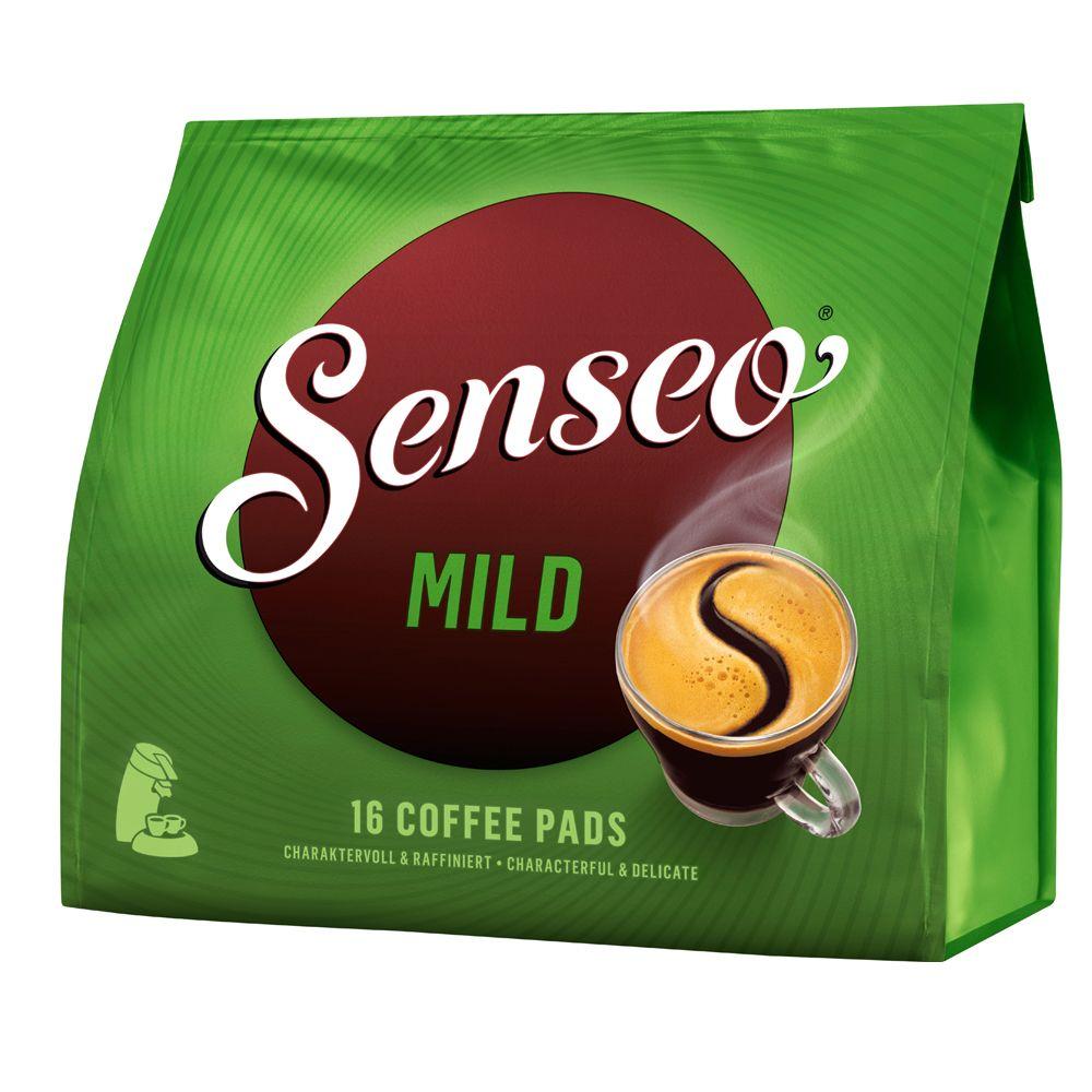 Edeka Senseo Kaffeepads Mild - 16 Pads
