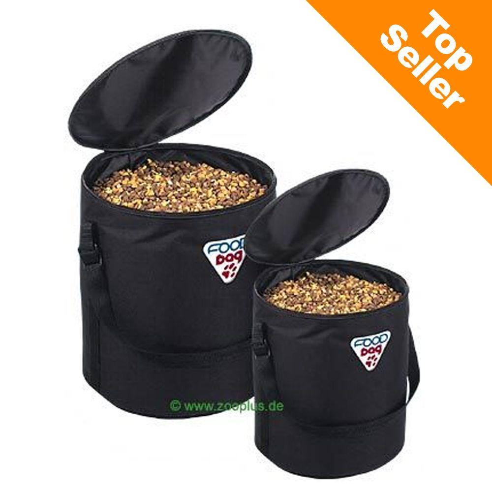 Trixie fodertunna i nylon - Upp till 10 kg (torrfoder)
