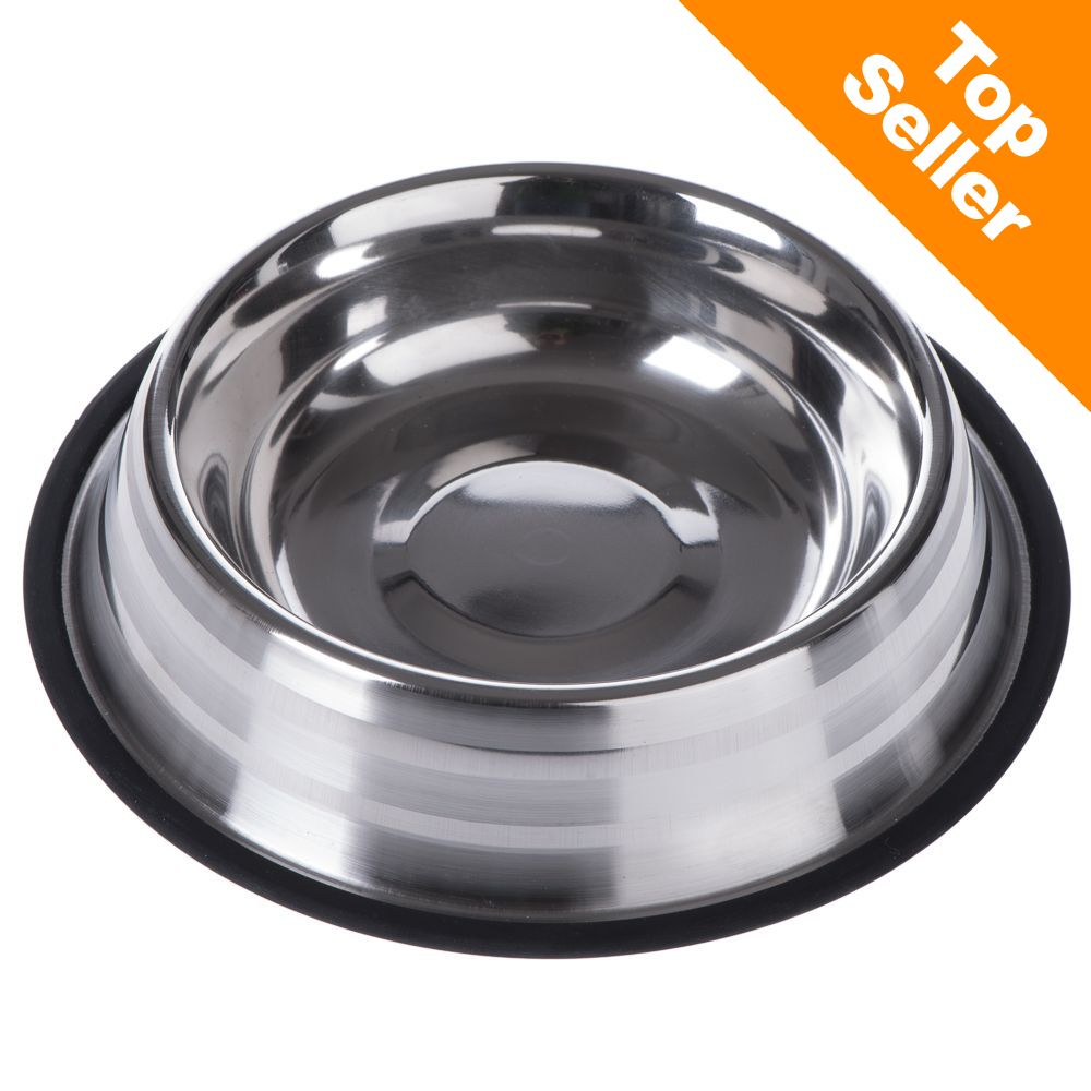 Silver line Silver Premium rostfri skål - 850 ml