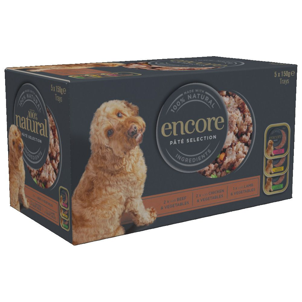 Encore Dog Pate Multipack Fresh Selection