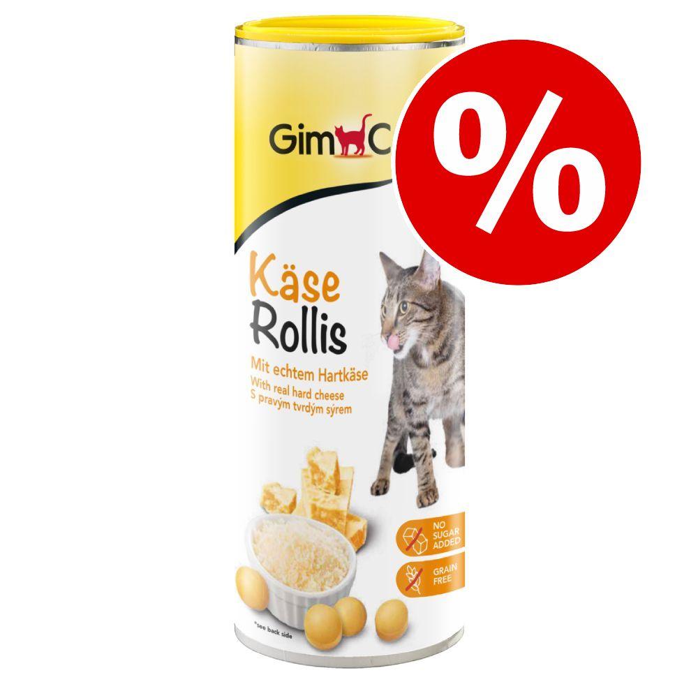 20 % rabatt på GimCat GrasBits och Cheese Tabs! - GrasBits 425 g