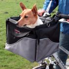 INOpets.com Anything for Pets Parents & Their Pets Friends on Tour de Luxe Bike Basket - 41 x 26 x 26 cm (L x W x H)