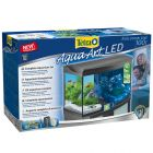 This Tetra AquaArt Evolution Line LED Aquarium will look great and provide an attractive accent to any room. From the easy operation of the equipment and the memor...