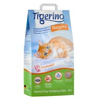 Tigerino Nuggies Kattenbakvulling Fresh 14 l