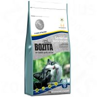 Bozita Feline Diet & Stomach Sensitive Kattenvoer Dubbelpak: 2 x 10 kg