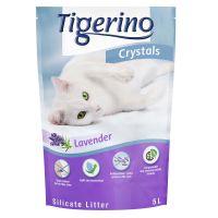 Tigerino Crystals Lavendel Kattenbakvulling 5 l