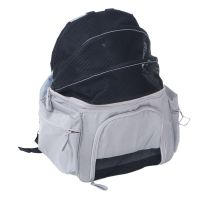 Sightseer Backpack Pet Carrier - Grey - 32 x 21 x 46 cm (L x W x H)