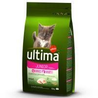 Ultima Cat Junior Kattenvoer Dubbelpak: 2 x 1,5 kg