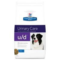 Hills Prescription Diet Canine - u/d Urinary Care - Economy Pack: 2 x 12kg