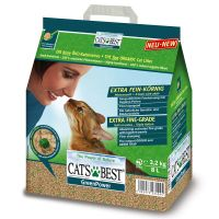 Cat´s Best Green Power Kattenbakvulling 8 l (3,2 kg)