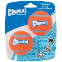 Chuckit! Tennis Ball - Size M: Diameter 6.5cm / 2 Balls
