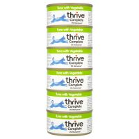 thrive Complete Adult - Tuna with Vegetables - Saver Pack: 24 x 75g