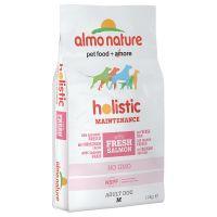 Almo Nature Holistic Dog Food - Medium Adult Salmon & Rice - 12kg