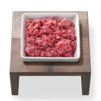 proCani Pure Beef Raw Dog Food - 8 x 1kg