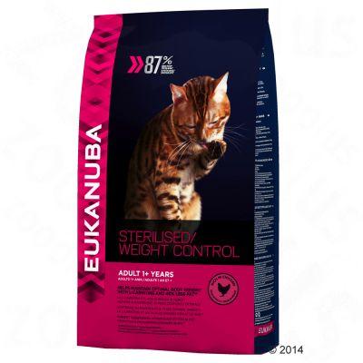 Eukanuba Sterilised / Weight Control Adult - 3 kg