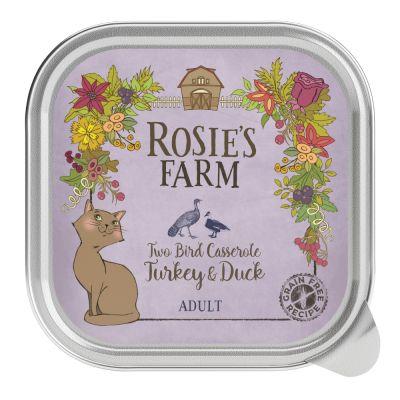 Rosie's Farm Adult 16 x 100 g - kana