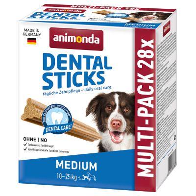 Animonda Multipack Dental Sticks Medium 4 x 180 g