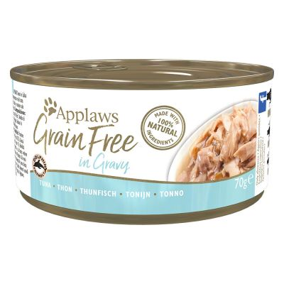 Multipack Applaws Grainfree in Gravy 24 x 70 g