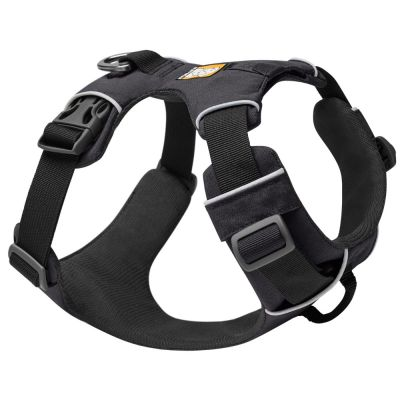 Ruffwear Front Range Harness -koiranvaljaat - koko S: rinnanympärys 56 - 69 cm, L 24 mm, punainen