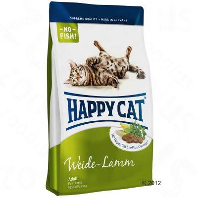 Happy Cat Fit & Well Adult, z jagnięciną - - 10 kg