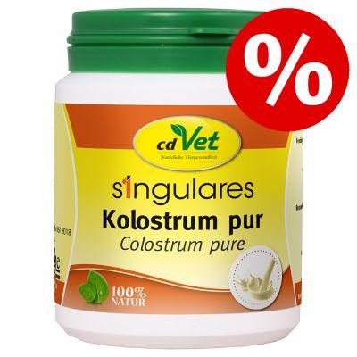 100 g cdVet Colostrum pure 10 % alennuksella! - 100 g