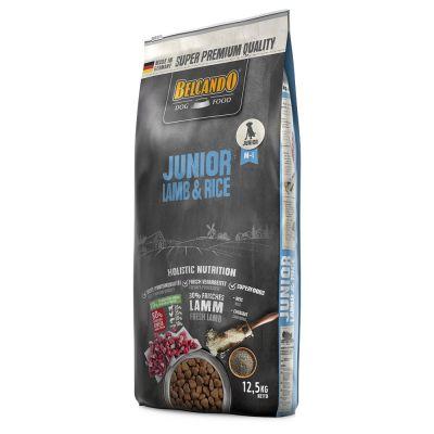 Belcando Junior Lamb & Rice - 12,5 kg