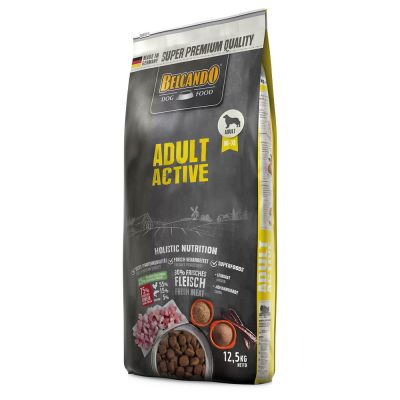 Belcando Adult Active - Säästöpakkaus: 2 x 12,5 kg