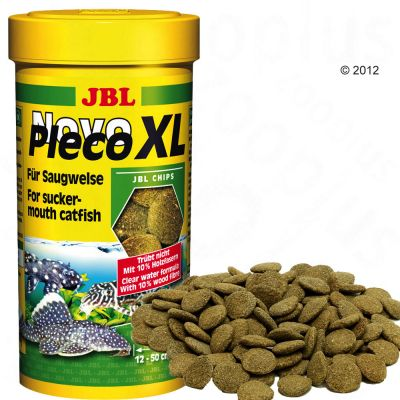 JBL Novo Pleco XL – 1000 ml