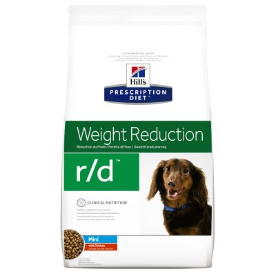 Hill's Prescription Diet Canine r/d Mini Weight Reduction