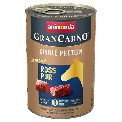 Multipack Animonda GranCarno Adult Single Protein Supreme 24 x 400 g