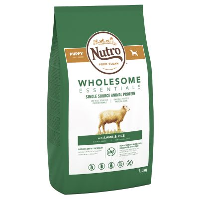 Nutro Wholesome Essentials Puppy Lamb & Rice - 2 x 10 kg