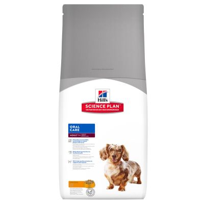 Hill's Science Plan Adult 1+ Oral Care Chicken - 2 kg