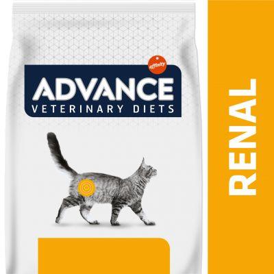 Advance Renal Veterinary Diets para gatos - 2 x 8 kg - Pack Ahorro