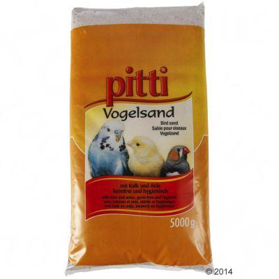 Pitti Vogelzand Fijn - 5 kg zak