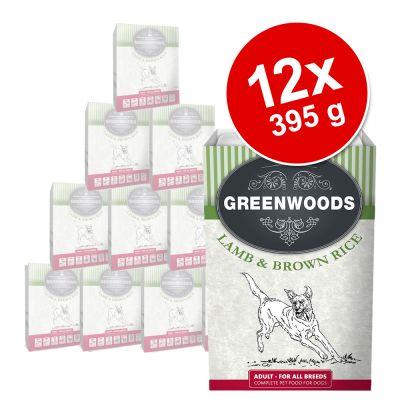 voordeelpakket-12-x-395-g-greenwoods-adult-natvoer-kip-bruine-rijst