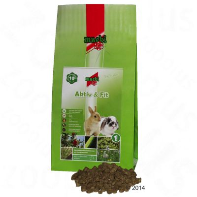 Mucki Active & Fit Rabbit Food - 2kg