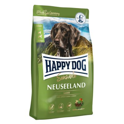 Happy Dog Supreme Sensible Uusi-Seelanti - 4 kg