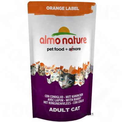 Almo Nature Adult Kanin – 750 g