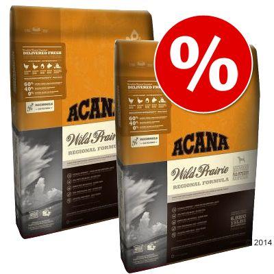 Acana-säästöpakkaus - 2 x 11,4 kg Adult Large Breed