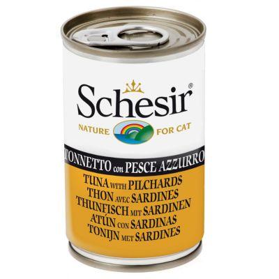 Schesir in Jelly, 6 x 140 g - tonnikala hyytelössä