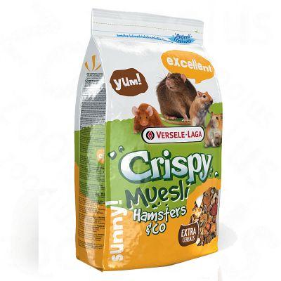 2,75kg Crispy Muesli Hamsters & Co Versele-Laga Hamstervoer