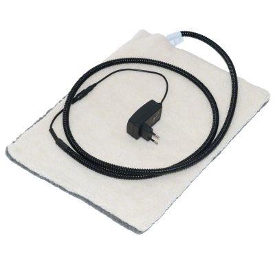 Comfy-lämpömatto + käännettävä päällys - P 40 x L 30 cm